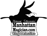 manhattan magician